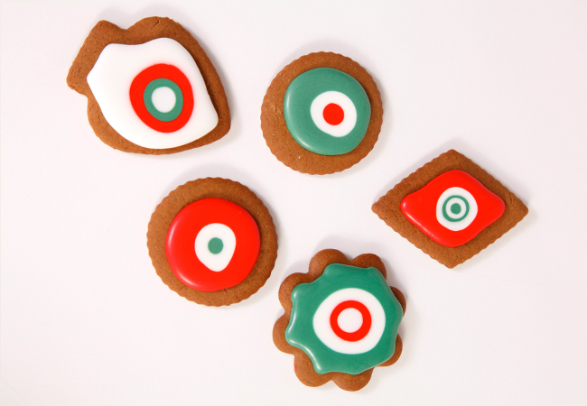 Gingerbread Cutout Cookies | Anthony Leberto Catering
