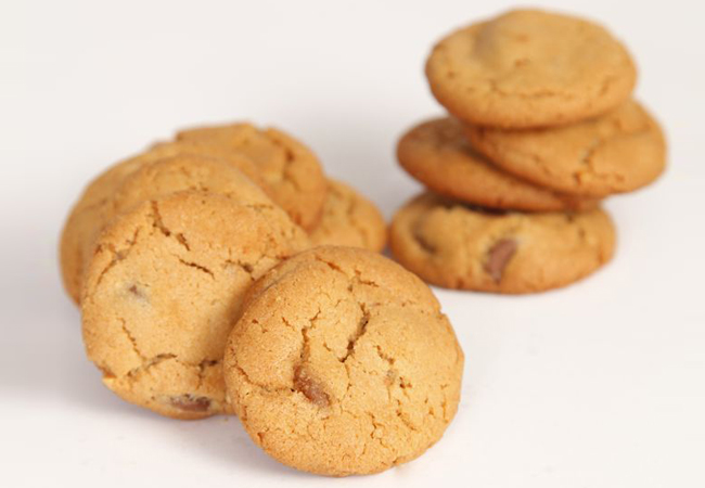 Oatmeal Peanut Butter Chocolate Chip Cookies Recipe | Anthony Leberto Catering