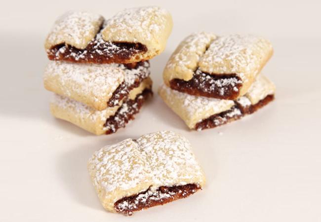 Grandmom's Orange and Coco Jam Cookie Recipe | Anthony Leberto Catering