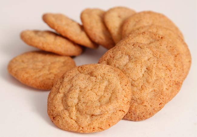 Snickerdoodle cookie recipe | Anthony Leberto Catering