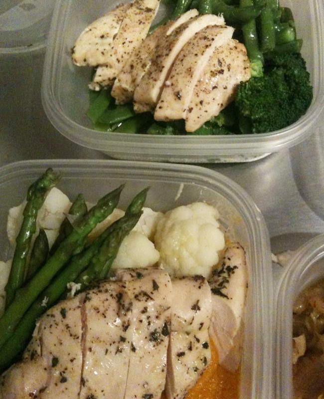 Healthy Meals To Go | Anthony Leberto Catering